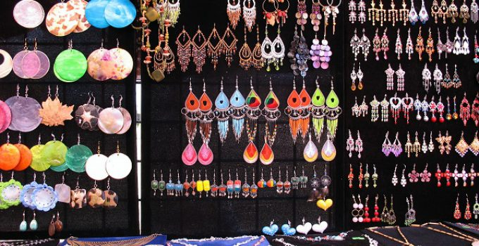 Imitation jewelry from India