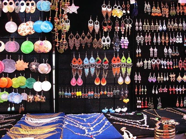 Imitation jewelry from India