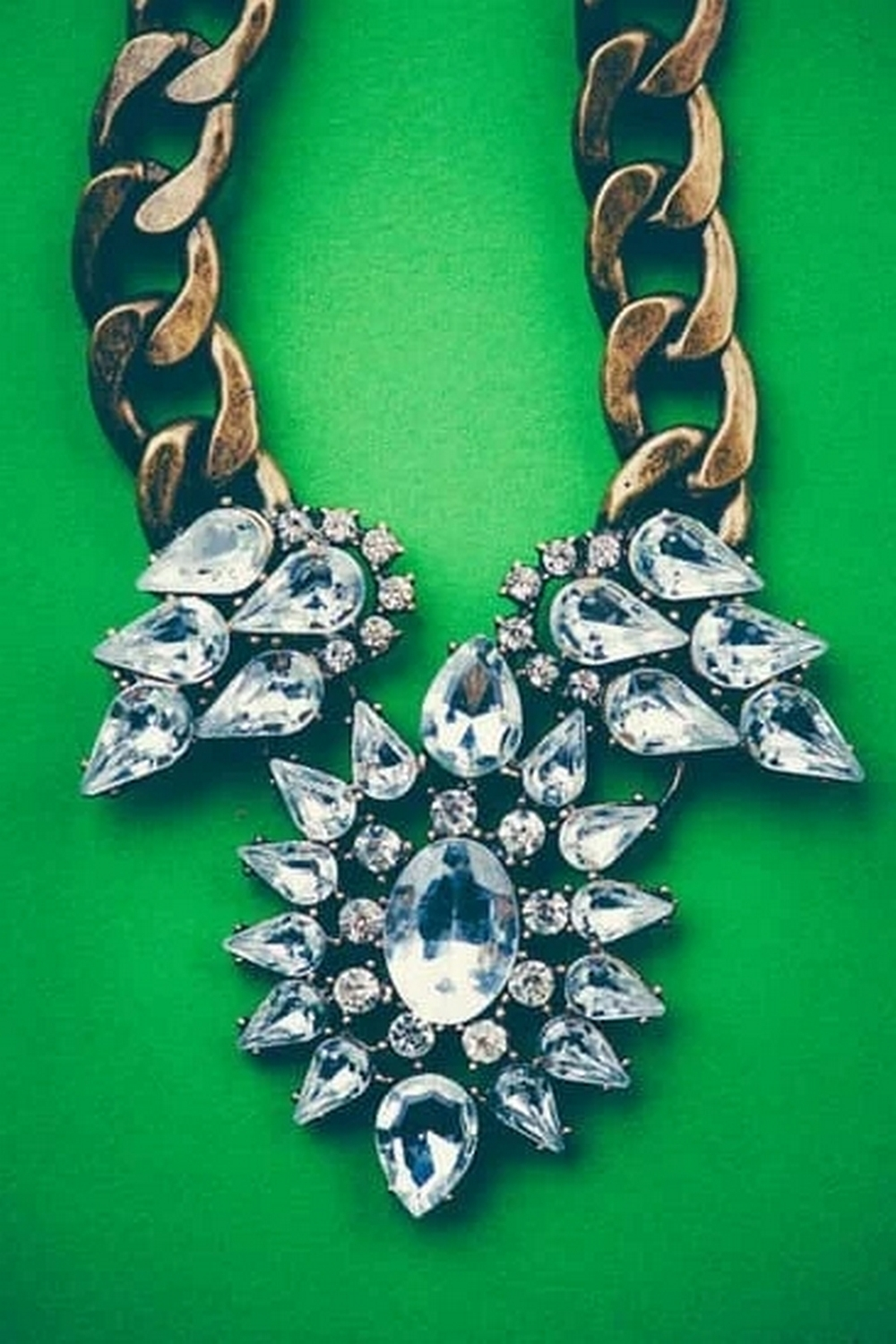 how to jewel making with a pattern